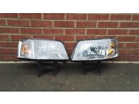 Vw t5 2007 headlights.