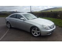 Mercedes-Benz CLS 320CDI DIESEL with FMBSH