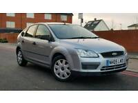 2005 Ford Focus 1.6 LX 5DR++Full Service History with 10 stamps+Low Miles+Drives well