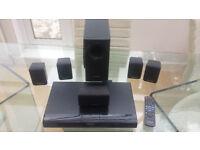 PANASONIC SA-PT480 =5.1ch - 1000w DVD Home Theater Receiver w/HDMI, iPod Dock
