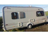 Swift Azzura 5 Berth Caravan - Excellent Condition