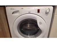 Candy 8 KG washing machine in good condition and excellent working order