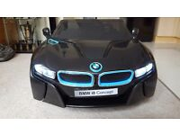 BMW i8 Concept Electric Toy Car