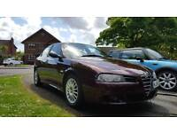 Alfa Romeo 156 1.9 JTD DIESEL Low Mileage NOT BMW VW SAAB
