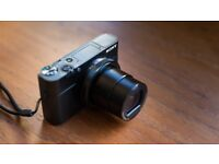 SONY COMPACT CAMERA RX 100 IV WITH ALL ACCESSORIESES