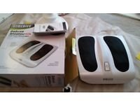 Homedics Deluxe Shiatsu Foot massager with Heat - Unused /Unwanted gift