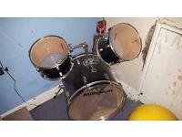 Drum Kit (half a Black Mama Kit)