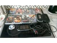 Psp with videos