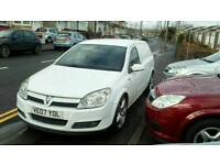 07 astra van 1.3 cdti.£1200and a mg zr tdi swap for a car or van with tow bar