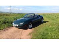 Mazda Mx5 Mk1 - Owned for last 10 years