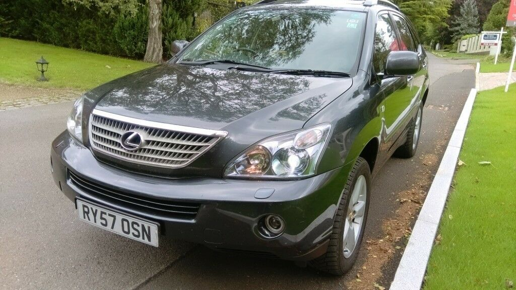 2008 hybrid lexus rx 400h. excellent condition. 35 mpg. luxury at a