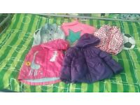 Girls clothes bundle 2 years