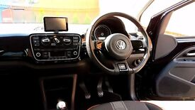 Volkswagen VW Groove Up 75bhp Fender Stereo edition