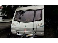 Abbey vogue caravan for sale