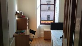 City Centre/West End room July/August/start of September £375 pcm