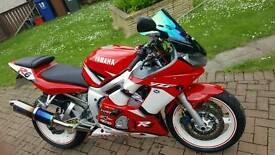 Yamaha R6 5MT 2002