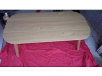 John Lewis Anton Coffee Table, Oak
