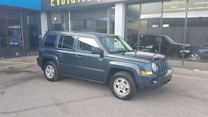 2008 Jeep Patriot NORTH ONLY 159KM $5,800!!!