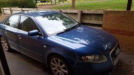 2005 Audi A4 2.0T FSI S Line