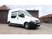 Vauxhall Vivaro campervan day van URGENT!!!