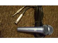 Xfactor microphone