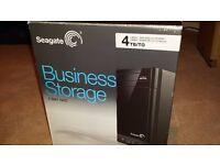 SEAGATE 4TB (2 X 2TB) 2-BAY BUSINESS STORAGE NAS