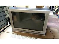 28inch panasonic crt tv