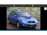 STUNNING 2005 55 SUBARU IMPREZA WRX SERVICE HISTORY 2 OWNERS PX WELCOME £2995