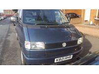 Vw T4 transporter 8 seater ideal camper v