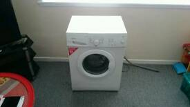 Nearly new 6kg washing machine