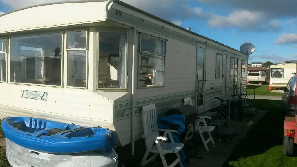 Willerby caravan, mobile home