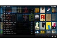 Free Sky TV with Kodi on Firesticks,TVs and PC Laptops