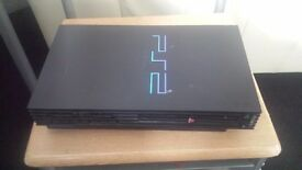 Playstation 2 + 20 games