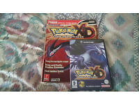 gamecube pal game pokemon xd & game guide