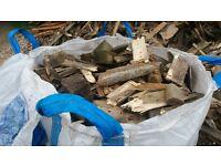 firewood ton bags