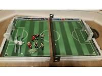 Playmobil portable football table
