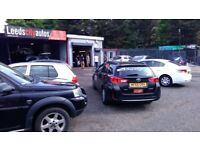 Mechanical Garage and Car Valeting business for sale