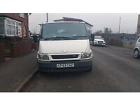 Ford Transit Tourneo 2003 9 Seaters