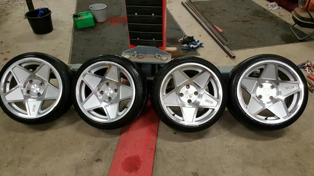 3sdms For Sale 4x108 16 Quot Ford Volkswagen Golf Fiesta