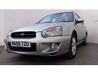 2005   Subaru Impreza 2.0 GX 5dr   Auto   NEW CAMBELT   1 FORMER KEEPER   FULL SERVICE HISTORY  