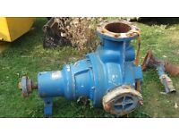 Water pump £375 plus vat £450