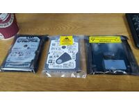 500 GB Laptop Hard Drives - Brand New