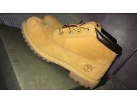 Size 6 low Timberland boot size in original colour