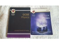 GCSE PHYSICS BOOKS