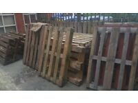Euro Pallets Various Condition FREE Pick Up Only