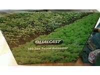 Qualcast 149.3cc petrol rotavator