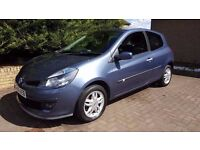 2007 *56* Renault Clio Dynamique **FULL YEARS MOT**LOW TAX/INSURANCE 45MPG