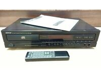 Denon DCD-860 CD player deck