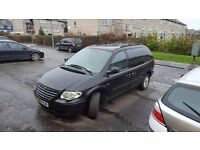 Chrysler voyager lx. Good condition. Mot'd 29th April 2017. £750.00 o.n.o
