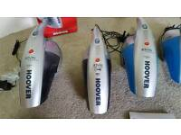 Hoover Jovis 7.2v Cordless Compact Bagless Handheld Vacuum Cleaner RRP 59.99